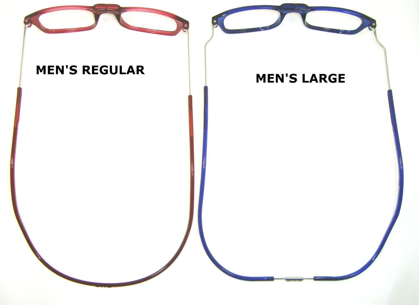 MEN'S REGULAR & LARGE WEB