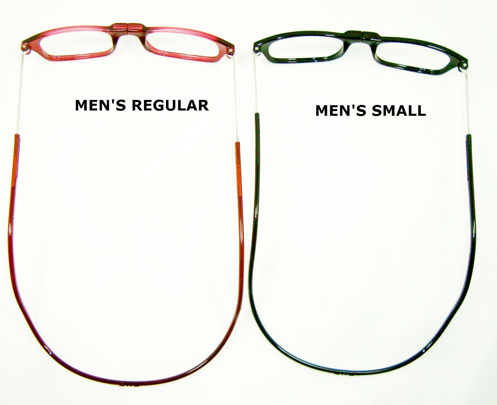 MEN'S REGULAR & SMALL WEB